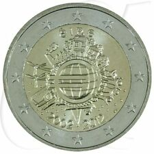 IRLANDA 2 E. 2012 TYE - 10 AÑOS DEL EURO