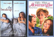 The Break-Up & Monster-In-Law - 2  DVDs, 1 FS, 1 FS/WS