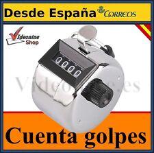 CONTADOR DE VISITAS ANALOGICO  CUENTA GOLPES PERSONAS GOLF BOXEO CUENTAPERSONAS