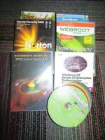 30 PC CD-ROM SOFTWARE LOT, LANGUAGE/PHOTO/SUITE/SECURITY/PRINT +, DISCS ONLY