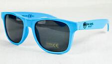 Bacardi Razz, Sonnenbrille UV 400 Kat.3, Partybrille, Malle, blaue Ausführung