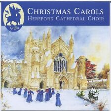 Hereford Cathedral C - Christmas Carols from Hereford Cathedral [New CD]