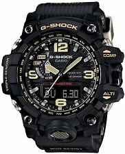 CASIO G-SHOCK GWG-1000-1AJF MUDMASTER TOUGH SOLAR TRIPLE SENSOR Made in Japan