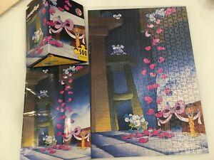 Heye MORDILLO  Surprise!  - Dreieck-Puzzle 2004  500 Teile