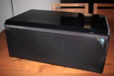 Energy RVS Center Channel Speaker Home Theater, Gloss Black, Made in Canada