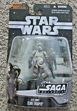 "Star Wars Elite Corps Trooper Rare 3.75"" Saga Collection Legends Clone Wars"