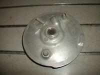 Yamaha RT2,DT250,brake backing plate,rear brake