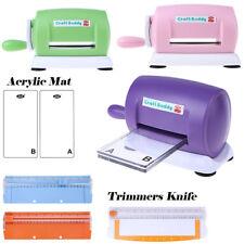 Máquina de corte de grabación en relieve de corte Die Craft Die máquina cortadora de herramienta de elaboración de tarjetas