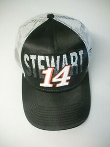 TONY STEWART NEW ERA OFFICIAL NASCAR BASEBALL CAP STEWART-HAAS DAYTONA 500