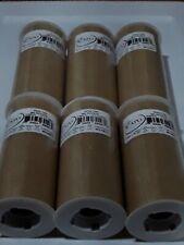 Expo International Gold Shinny Tulle 6 rolls of 6x25 yards flame retardant NIP