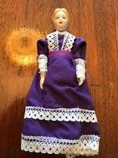 "Vintage Dollhouse ""Women Doll"""