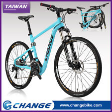 Folding Bike 27.5 inch MTB Shimano 27S mountain DF-809B Size 17""