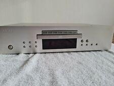 CD-Wechsler AKAI CD-3000 C in silber mit Kabel in gutem Zustand