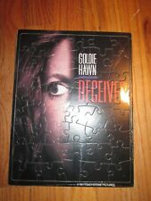 Deceived 1991 Movie Goldie Hawn 8.5 x 11 Puzzle- New