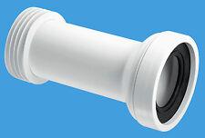 McAlpine WC-CON2 WC Pan Connector - Adjustable Length