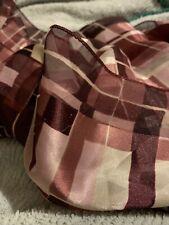 Vintage Scarf Silky Polyester 13�x60� Nwt