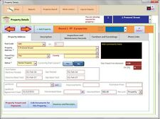 Property management, landlord letting software. Track Tenants, Rents, Payments
