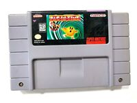 Pac-In-Time RARE SUPER NINTENDO SNES GAME Tested + Working & Authentic!