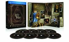 HARRY POTTER MAGICAL COLLECTION (8 BLU-RAY) - COF. IN SIMILPELLE, ED. DIGIBOOK