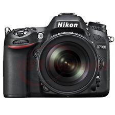 Nikon D7100 24.1 MP Digital SLR Camera  - Body - Black
