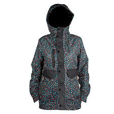 NEFF 2016 Womens Snowboard Liberty Floral SHELBY Insulated JACKET