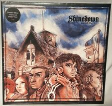 LP SHINEDOWN Us And Them (2LPs, PURPLE Vinyl, LTD, FRANCE, 2005) NEW MINT SEALED