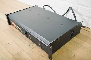 Crest Audio LA601 2 channel power amp in excellent condition (church owned)