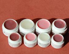 Acrylgele dickviskos 5 ml oder 15 ml Polygel Camouflage Rosa Klar