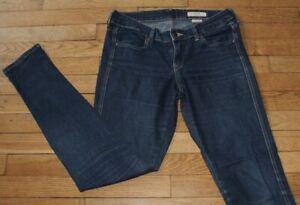 H&M Jeans pour Femme W 28 - L 32 SKINNY  Taille Fr 38 (S343)