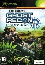 Tom Clancy's Ghost Recon - Island Thunder (Xbox) - Free Postage - UK Seller