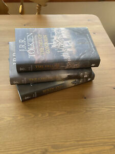 Set Of 3 Tolkien Books