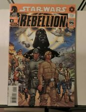 Star Wars Knights of The Old Republic/Rebellion #0 March 2006