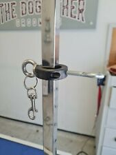 More details for groomers control clamp. a helper to prevent dogs spinning/biting/reversing.