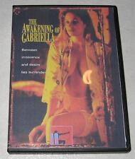 The Awakening of Gabriella (1999) Susan Featherly DVD RARE OOP