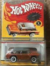 2009 Hot Wheels RLC Rewards Series Classic NOMAD Two Tone ORANGE only 5972 made