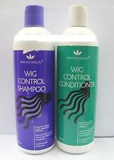 Wig Control Shampoo & Conditioner for Human And Synthetic Wig/hair care