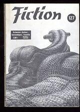 Revue FICTION n° 127 juin 1964  P. ANDERSON / R. MATHESON / W. BROWN   OPTA