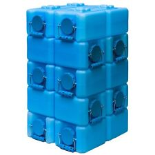Waterbrick Long Term Water Food Storage Containers Emergency Stackable 10 Pk BPA