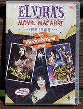 Elvira's Movie Macabre DVD