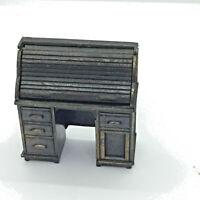 Durham Industries Miniature Die-cast Roll Top Desk Item #11