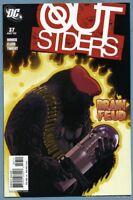 Outsiders #37 (Aug 2006, DC) Judd Winick Matthew Clark