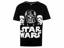 Disney Boys' Graphic Short Sleeve Sleeve 100% Cotton T-Shirts & Tops (2-16 Years)