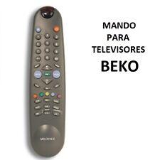 Mando MD-CH12.5.01 CH12.5 MANDO A DISTANCIA TV RÉPLICA PARA BEKO