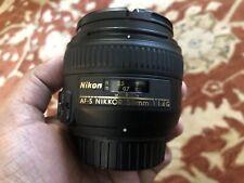 Nikon NIKKOR 2180 50mm f/1.4 AF-S M/A Lens