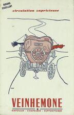BUVARD 108819 VEINHEMONE PHARMA CIRCULATION CAPRICIEUSE AUTO
