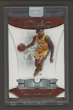 2017-18 Panini FLAWLESS DIAMOND Brandon Ingram Los Angeles Lakers 5/20