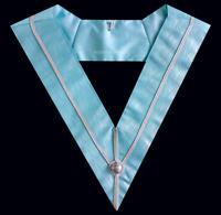 masonic regalia-CRAFT- CRAFT PAST MASTER WM COLLAR (BRAND NEW) PREMIUM QUALITY