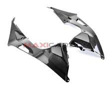 Fiancate sottosella carbonio BMW S1000RR 2009-2011 / Undertank panels carbon