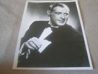 Kino Aushangfoto Portrait - JOHANNES RIEDMANN