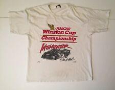 Dale Earnhardt THE INTIMIDATOR Vintage Nutmeg Tee Shirt  XL See Desc
